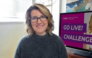 Sheryl Plouffe, Live Streaming Expert